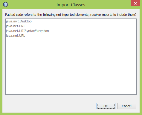 import-classes-screen